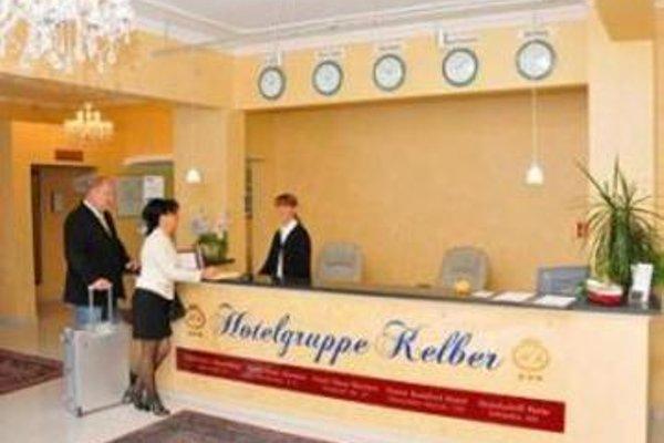 Hanse Komfort Hotel - фото 20