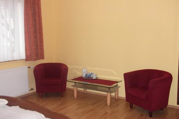 Hanse Komfort Hotel - фото 9
