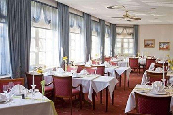 Hotel Landgut Horn - фото 13