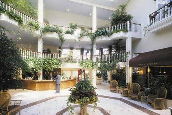 Hotel Landgut Horn - фото 16