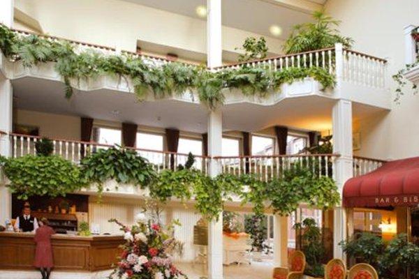 Hotel Landgut Horn - фото 17