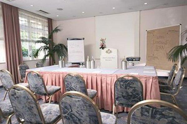 Hotel Landgut Horn - фото 18