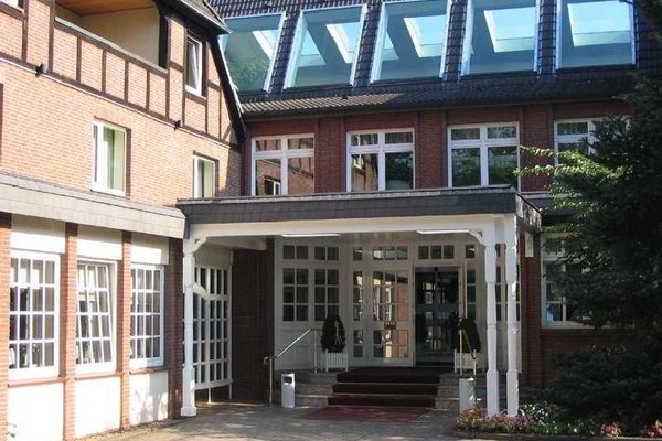 Hotel Landgut Horn - фото 21