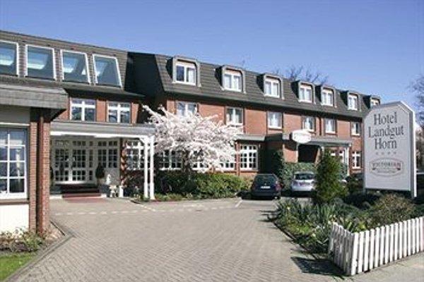 Hotel Landgut Horn - фото 23