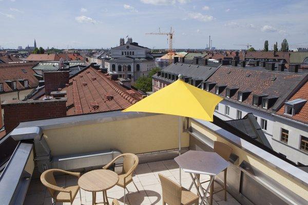 Hotel Deutsche Eiche - фото 18