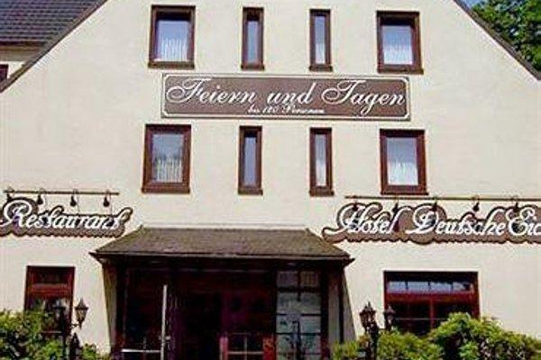 Hotel Deutsche Eiche - фото 20
