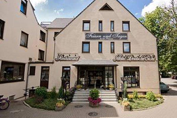 Hotel Deutsche Eiche - фото 21