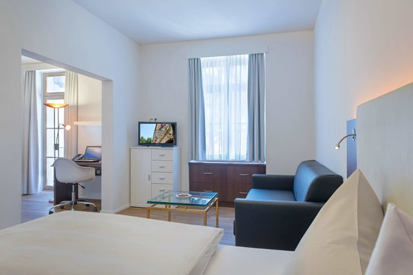Hotel Deutsche Eiche - фото 4