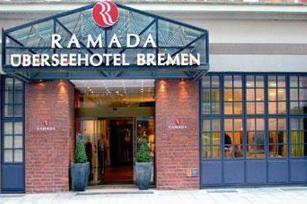 Ramada Uberseehotel Bremen - фото 18