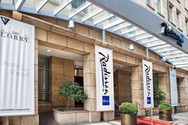Radisson Blu Hotel Bremen - фото 13