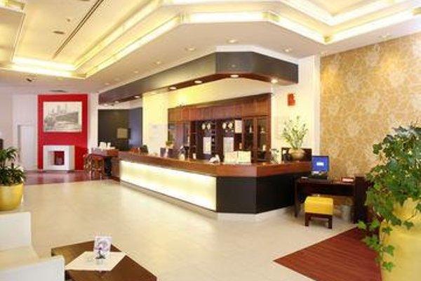 Star Inn Hotel Premium Bremen Columbus, by Quality - 17