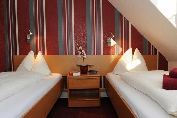 Hotel-Pension Haus Neustadt - фото 28