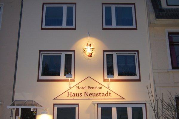 Hotel-Pension Haus Neustadt - фото 14