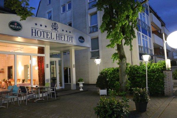 Appart-Hotel-Heldt - фото 22