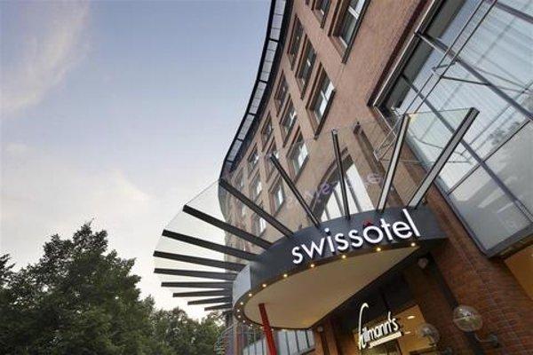 Swissotel Bremen - фото 23