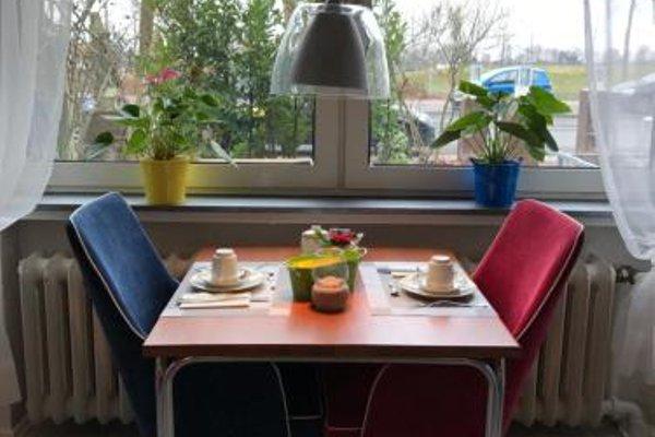 Hotel Weser Perle - фото 14