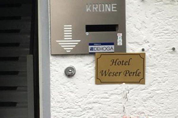 Hotel Weser Perle - фото 22