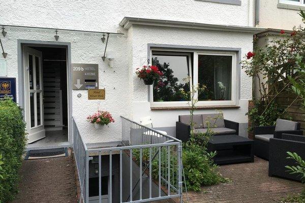 Hotel Weser Perle - фото 23