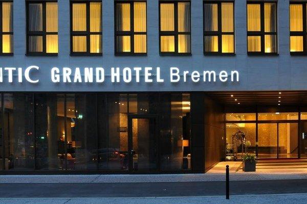 Atlantic Grand Hotel Bremen - фото 19