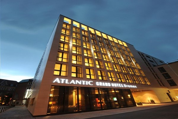 Atlantic Grand Hotel Bremen - фото 21