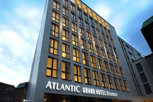 Atlantic Grand Hotel Bremen - фото 22