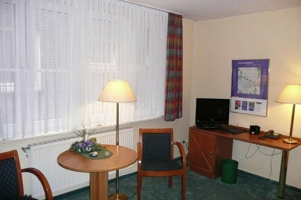 City Hotel Hanseatic Bremen - фото 25