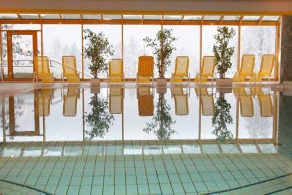 Hotel Panorama Turracher Hohe - фото 15