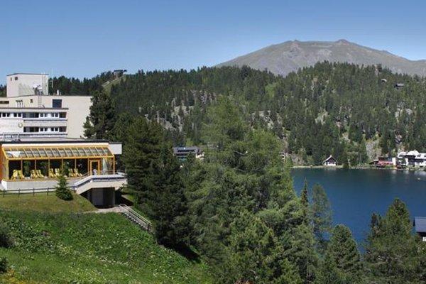 Hotel Panorama Turracher Hohe - фото 18