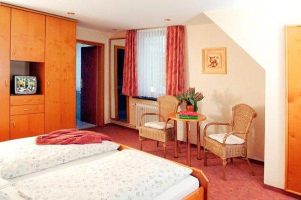 Hotel-Pension Bergkranz - фото 35