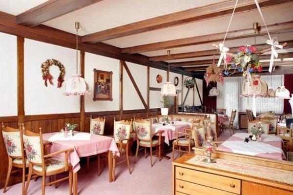 Hotel-Pension Bergkranz - фото 17