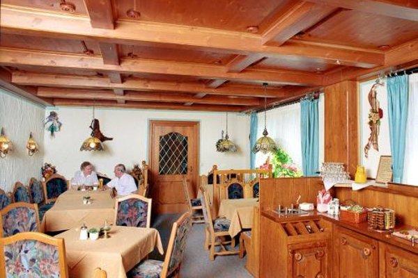 Hotel-Pension Bergkranz - фото 18