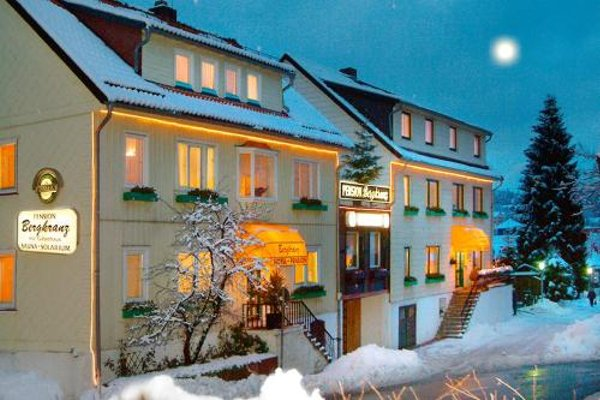 Hotel-Pension Bergkranz - фото 21