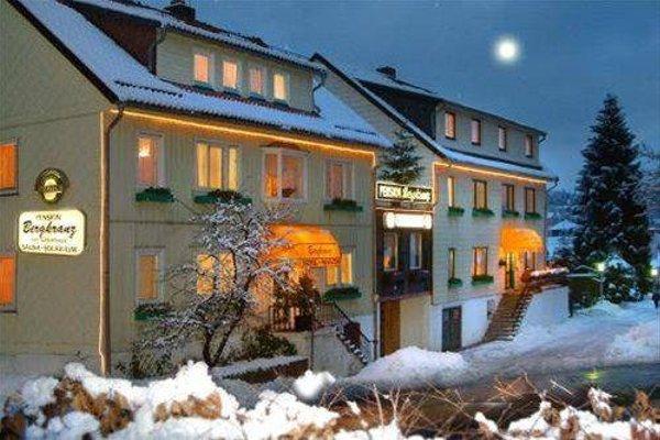 Hotel-Pension Bergkranz - фото 22