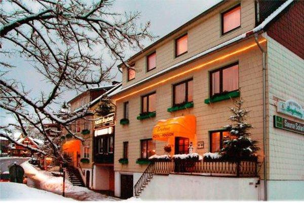 Hotel-Pension Bergkranz - фото 23