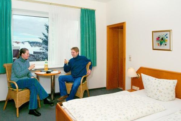 Hotel-Pension Bergkranz - фото 4
