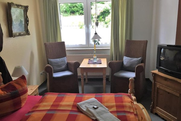 Hotel-Pension Teutonia - фото 10