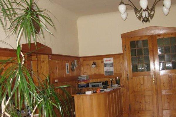 Hotel-Pension Teutonia - фото 16