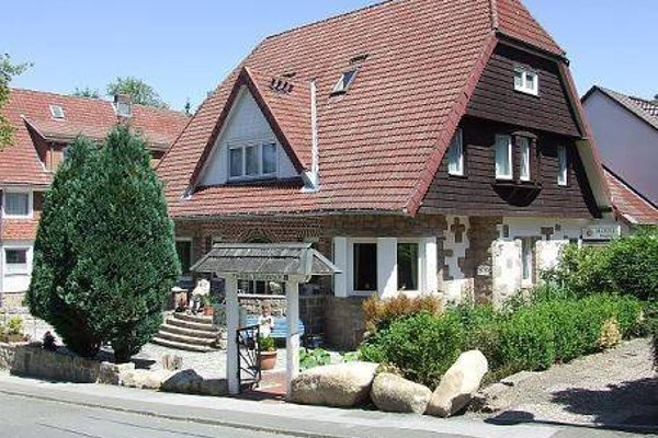 Hotel-Pension Teutonia - фото 23