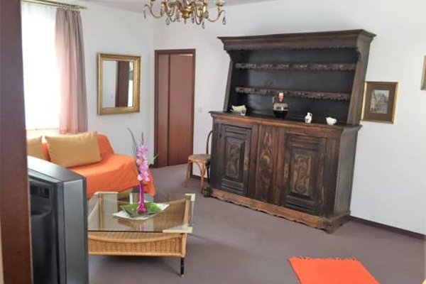 Hotel-Pension Teutonia - фото 5