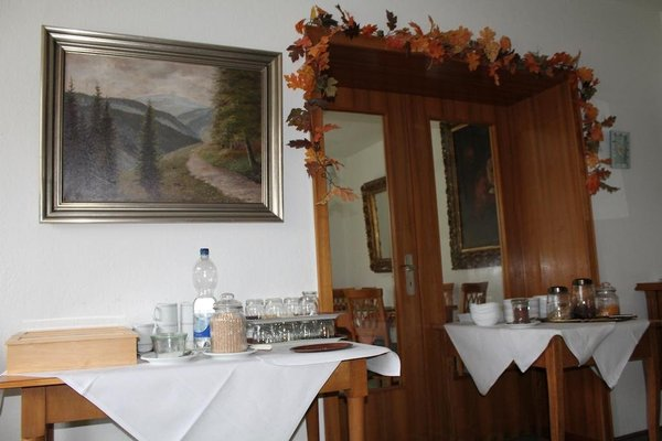 Hotel-Pension Elisabeth-Ilse - фото 10