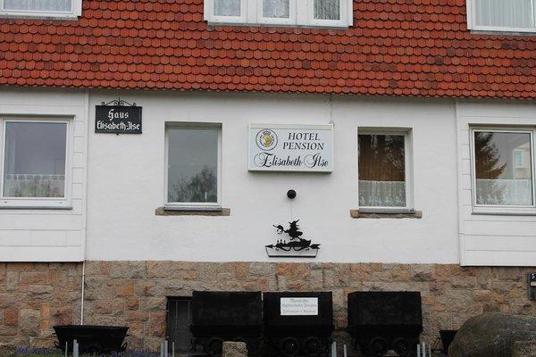 Hotel-Pension Elisabeth-Ilse - фото 19