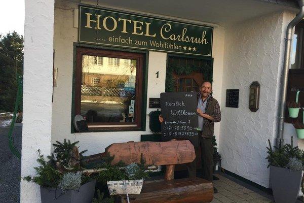Hotel Carlsruh - фото 13