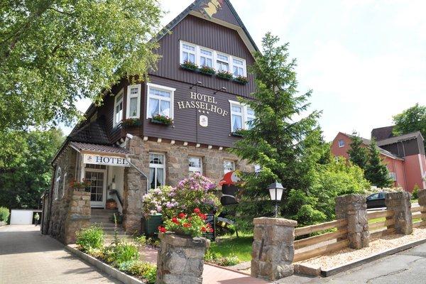 Hotel Hasselhof Superior - фото 22
