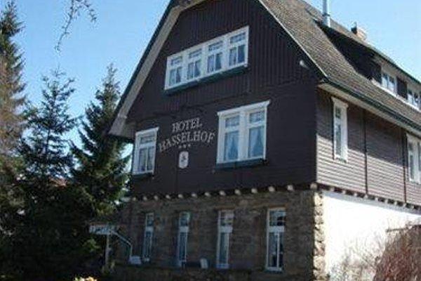 Hotel Hasselhof Superior - фото 23