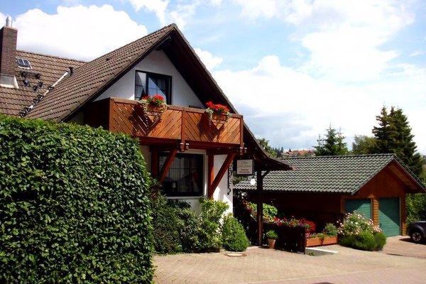 Gastehaus - Haus am Schultal - фото 22