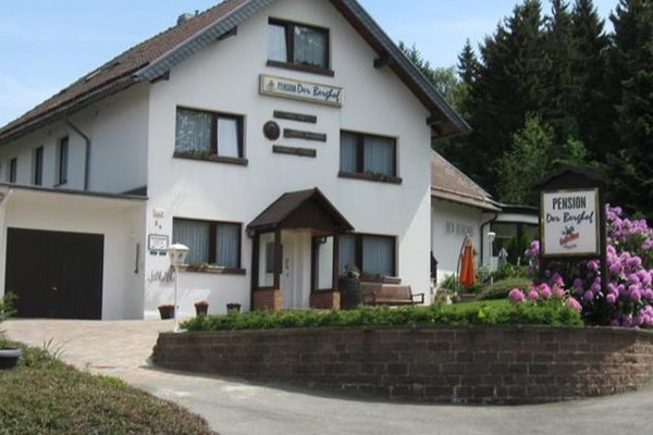 Pension - Der Berghof - 19