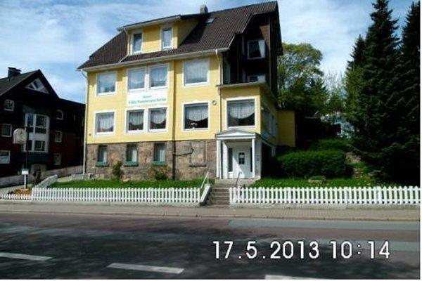 Hotel Villa Sonnenschein - фото 22