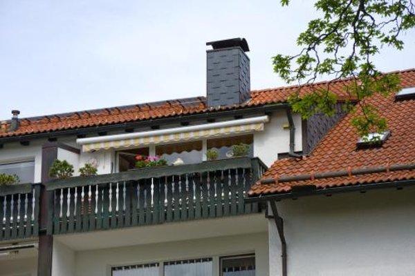Maisonette Apartment am Kurpark - фото 14