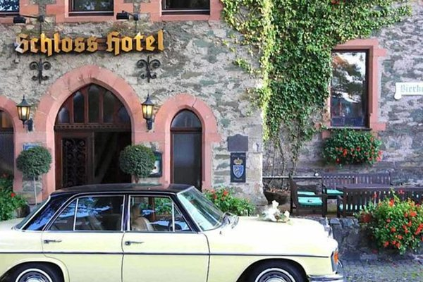 Schloss-Hotel Braunfels - фото 11