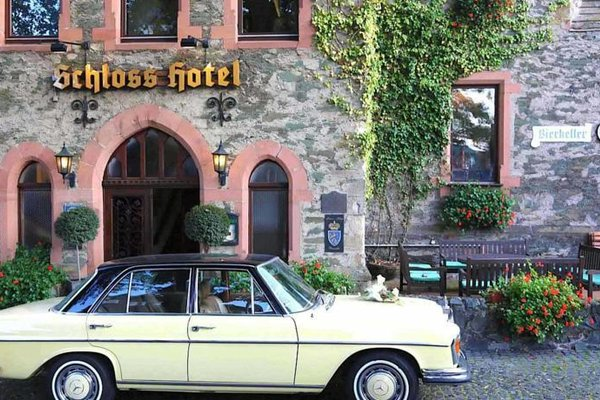 Schloss-Hotel Braunfels - фото 12